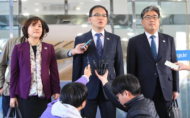 韩朝山林合作会谈今日举行