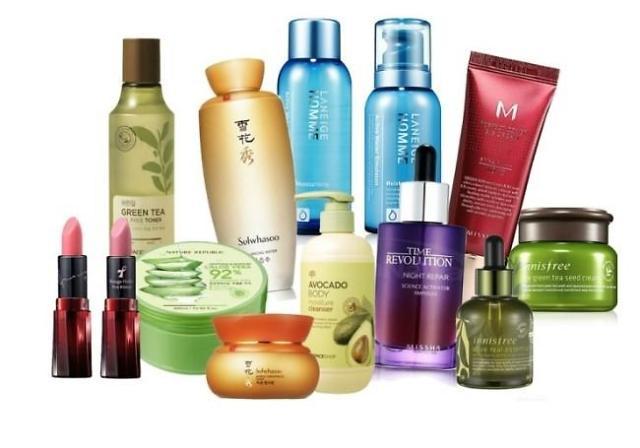 韩国化妆品产业快速发展 4年间出口规模增长4倍
