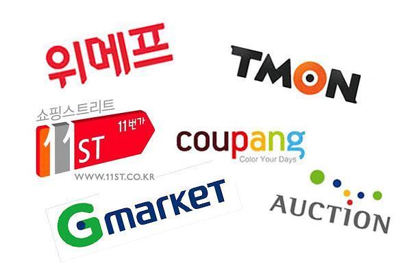 韩国6大购物网站2年间访问人数减少14%