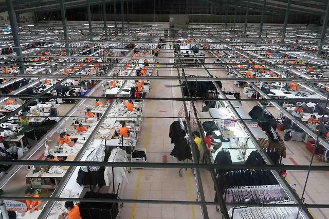 [생활]패션업계도 4차 산업혁명…스마트팩토리 도입