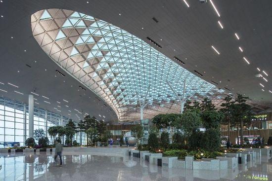 出行注意!韩国仁川机场7家航空公司新搬迁至T2航站楼