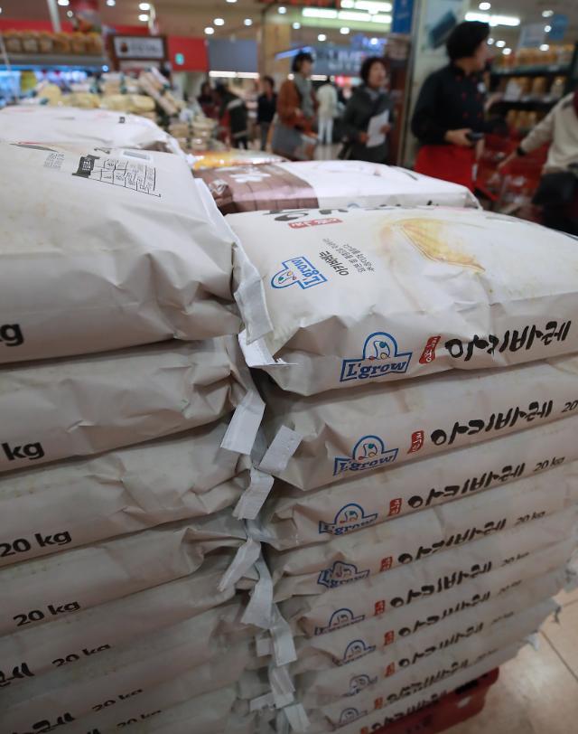 韩大米价格创新高