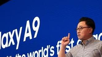 삼성 10주년 역작 '갤럭시S10', 전면 지문인식센서와 5G로 혁신 꾀한다