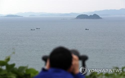 朝鲜11月起封闭西海岸火炮炮口