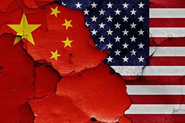 미 해군 군함 또 대만해협 진입, 고조되는 미·중 갈등