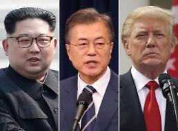 .韩青瓦台回应韩美对朝制裁疑现温差:实为殊途同归.