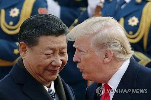 """미·중 무역전쟁 이제 시작…""""트럼프, 갈등 완화할 생각 없다"""""""