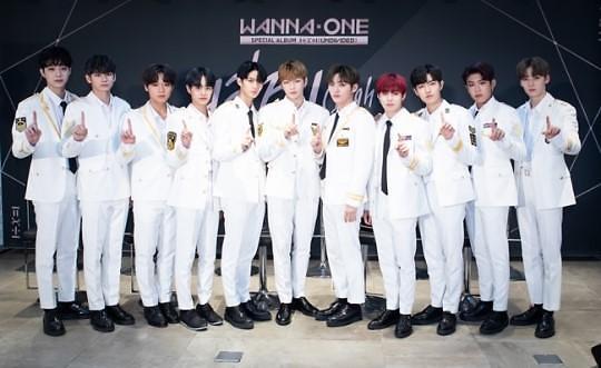 Wanna One结束世界巡演 下月19日回归歌坛