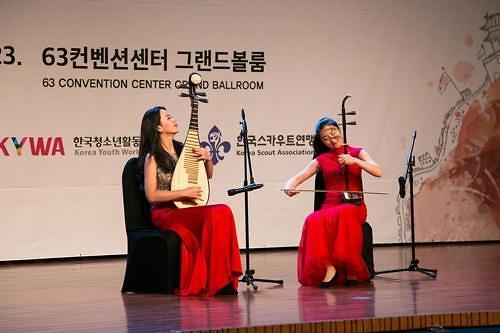 韩中青少年特别交流项目时隔两年重启