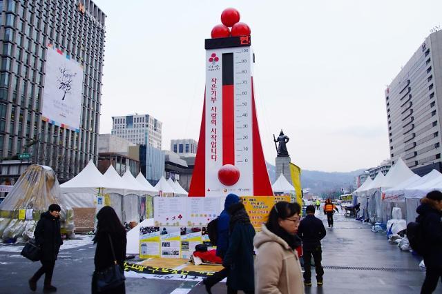 寒冬将至,韩国街头又会响起暖心的铃声