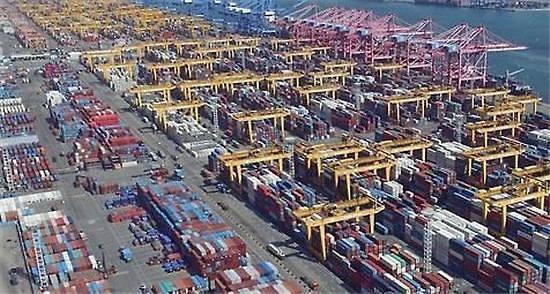 韩国今年第三季度GDP增速为0.6%