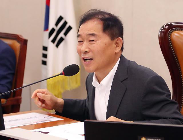 """[2018 국감] 황주홍 """"제3자 물류 산업 활성화돼야""""…해운법 개정안 발의"""