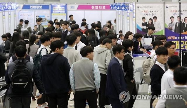 找不到好工作 韩国年轻人放弃结婚和生育
