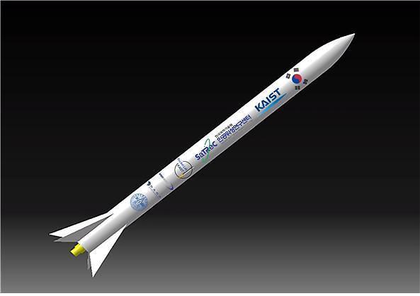 KAIST-인공위성연구소, 소형 과학로켓 우리새-2호 발사