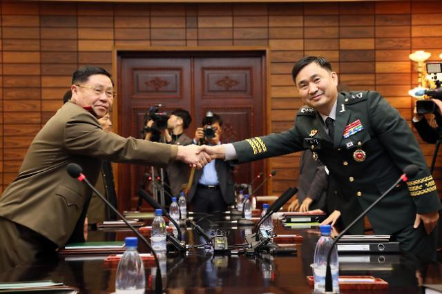 第十次韩朝将军级会谈结束 商定年内再各自撤除11个哨所