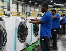 .韩国产洗衣机在美市场占有率仍稳居前列.