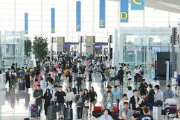 .仁川机场入境大厅免税店有望于明年5月营业.