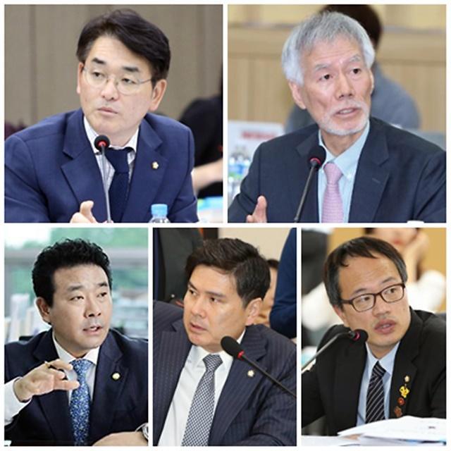 [2018 국정감사 결산] 국감을 빛낸 여야 의원들