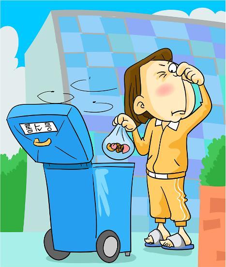 [임애신 기자의 30초 경제학] 음식물 쓰레기 냉동실에 보관하면 안된다고?
