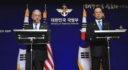 .第50次韩美安保会议明日举行 共商移交作战指挥权问题.