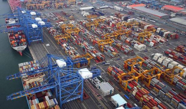 韩国10月制造业景气指数跌至近2年来最低