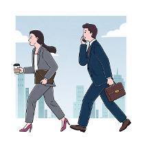 非正規職の給料は正社員の54.6%である164万ウォン