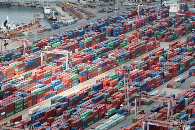 韩国今年出口额有望突破6000亿美元