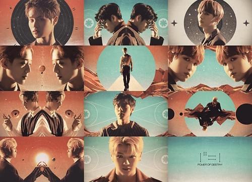 Wanna One新曲预告涉嫌抄袭音乐剧《海德薇》