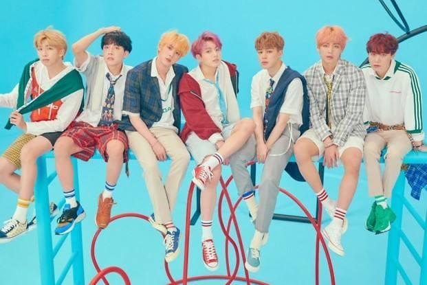 BTS连续9周上榜Billboard前200