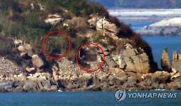 .韩朝今起在海陆空军事缓冲地带停止一切敌对行为.