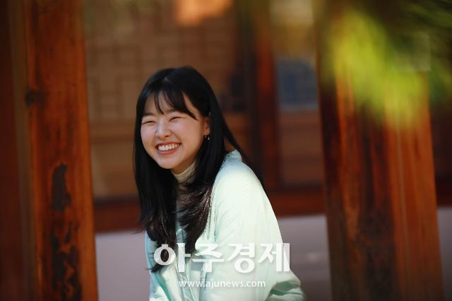 """[AJU★인터뷰②] 이민지 """"지루하지 않은 배우 될게요"""""""
