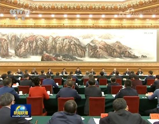 """중국 시진핑, 취임후 첫 민영기업 좌담회 """"민영기업은 우리사람"""""""