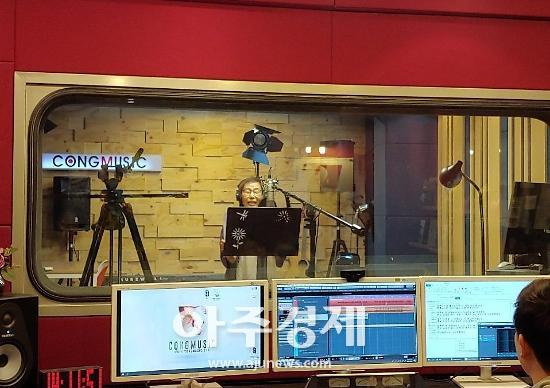 안양시청소년재단 소통 뮤지션 진행