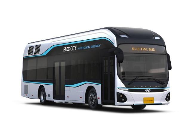 首尔等6地将试运营30辆氢燃料公交车