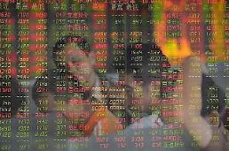 [중국증시 마감] 무역전쟁 기대감 후퇴…상하이종합 5거래일만에 하락