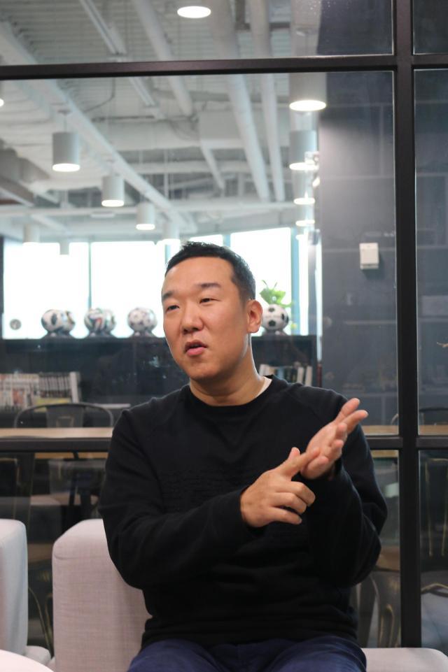 """[아주초대석] 임상범 대표 """"내년 슬롯메이트 출시, 글로벌 성공 원년의 해"""""""