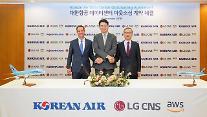 大韓航空、全社ITシステムのクラウド化に乗り出す