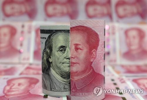 """중국 인민은행 """"위안화 환율 '포치' 안 중요해"""""""