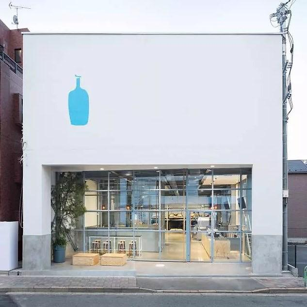 """还在喝星巴克?这家高颜值""""小蓝瓶""""咖啡即将进军韩国!"""