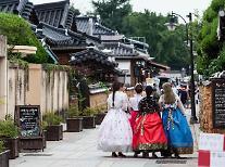 全州韓屋村、今年の外国人訪問客16.2%増加