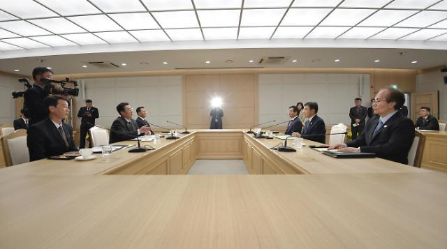 韩朝商定年内试点互换传染病信息