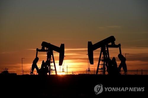 [국제유가] WTI 8개월만에 최저...美산유량·재고량 증가에 하락