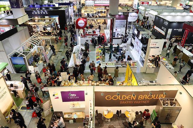 亚洲最大规模咖啡饮料展在首尔举行