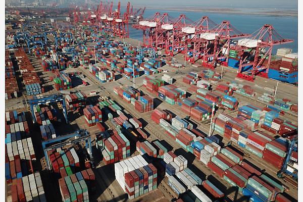 무역전쟁 속에서도 중국 10월 수출 두 자릿수 증가세 선방