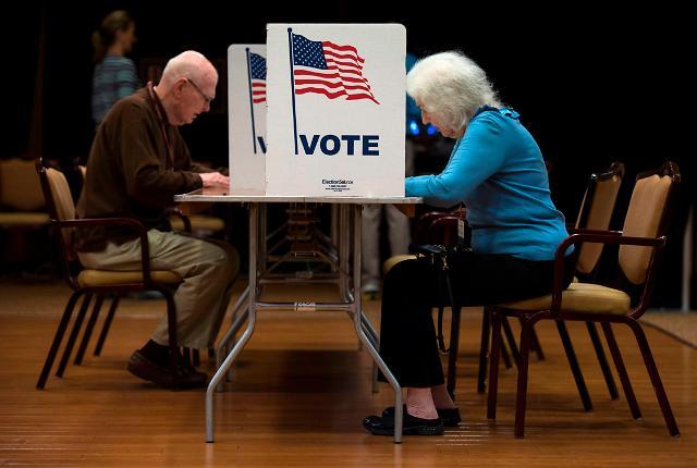 美 중간선거 불확실성 해소…원·달러 환율 1110원대로
