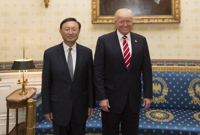 무역전쟁 해소될까?...中 관영언론, 미·중 외교안보 대화 앞두고 기대감 표현
