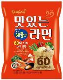 .韩国方便面大打海鲜牌 多款新品接连上市.
