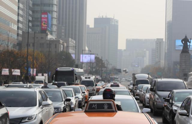 韩国政府机关2030年为止全面淘汰柴油车 多方将受影响