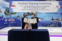 KAI、インドネシア国防省と約1000億ウォン規模の追加契約