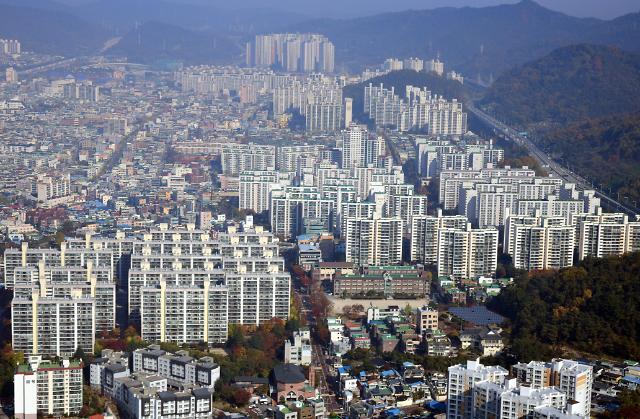 今年首尔房价上涨率创近十年最高值